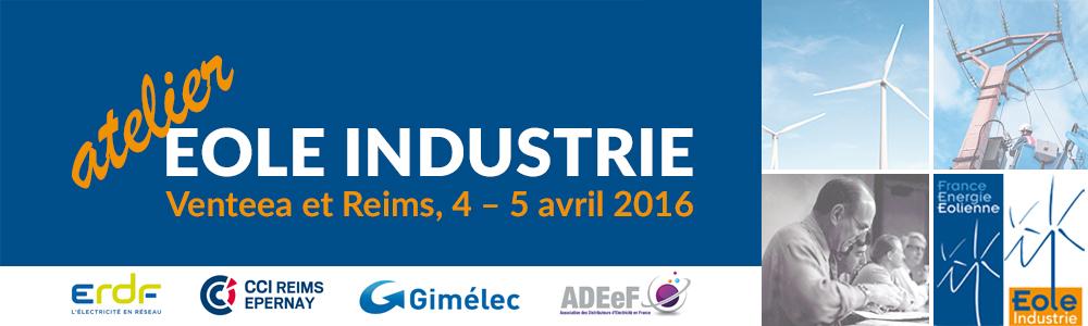 Eole industrie 2016