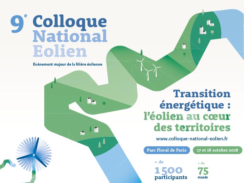 9ème Colloque National Éolien
